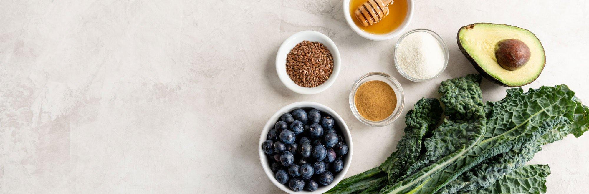healthy happy food