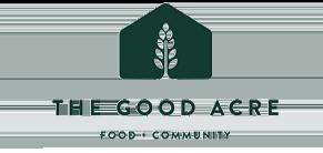 The Good Acre logo